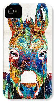Donkey iPhone 4 Cases