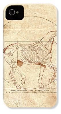 Horse iPhone 4 Cases