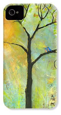 Lovebird iPhone 4 Cases
