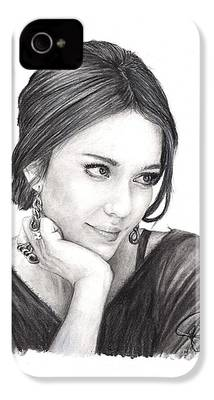 Jessica Alba iPhone 4 Cases