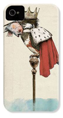 Kingfisher iPhone 4 Cases