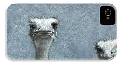 Emu iPhone 4 Cases