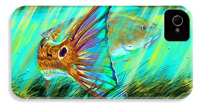 Swordfish iPhone 4 Cases