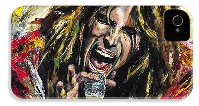 Steven Tyler iPhone 4 Cases