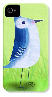 Bluebird iPhone 4 Cases