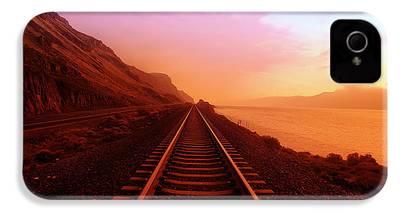 Train iPhone 4 Cases