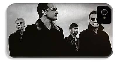 Bono iPhone 4 Cases