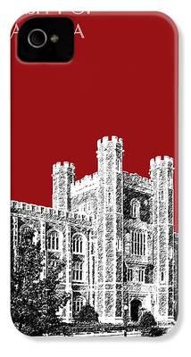 Oklahoma University iPhone 4 Cases