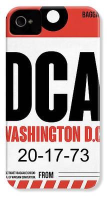 Washington D.c iPhone 4 Cases