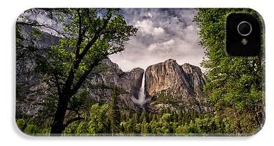 Yosemite National Park iPhone 4 Cases