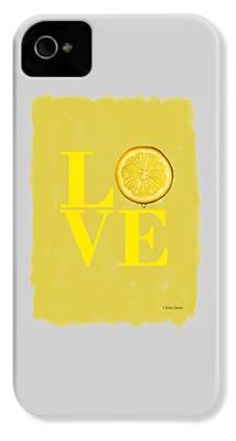 Lemon iPhone 4 Cases