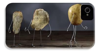 Potato iPhone 4 Cases