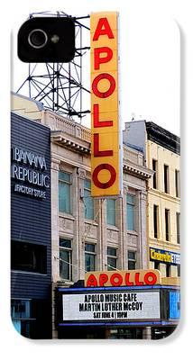 Apollo Theater iPhone 4 Cases