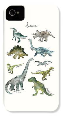 Dinosaur iPhone 4 Cases