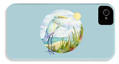 Egret iPhone 4 Cases