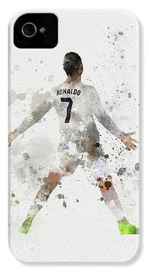 Cristiano Ronaldo iPhone 4 Cases
