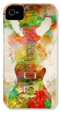 Guitar iPhone 4 Cases