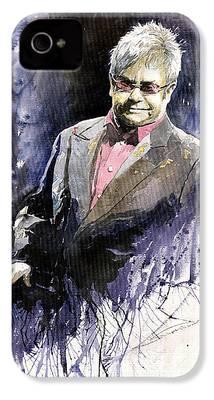 Elton John iPhone 4 Cases