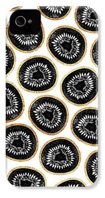 Kiwi iPhone 4 Cases