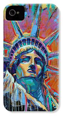 Statue Of Liberty iPhone 4 Cases