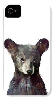 Bear iPhone 4 Cases