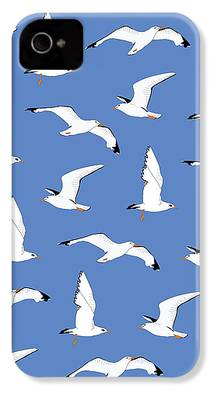 Seagull iPhone 4 Cases