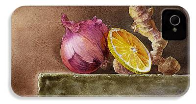 Onion iPhone 4 Cases