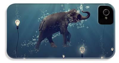 Elephant iPhone 4 Cases