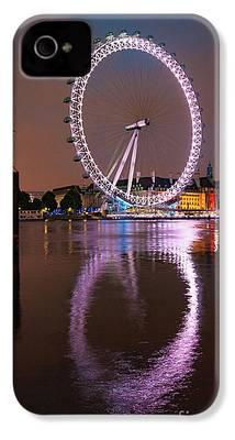 London Eye iPhone 4 Cases