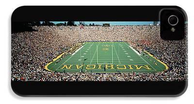 University Of Michigan iPhone 4 Cases