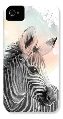 Zebra iPhone 4 Cases