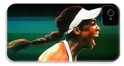 Venus Williams iPhone 4s Cases
