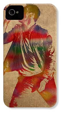 Coldplay iPhone 4s Cases