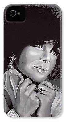 Elizabeth Taylor iPhone 4s Cases