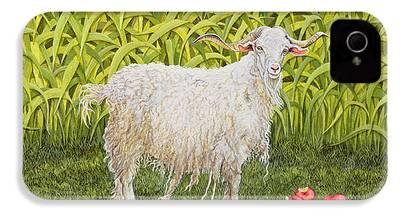 Goat iPhone 4s Cases