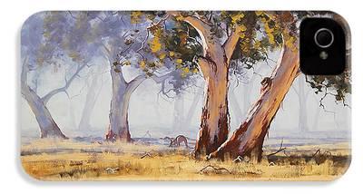 Kangaroo iPhone 4s Cases
