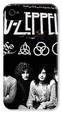 Led Zeppelin iPhone 4s Cases