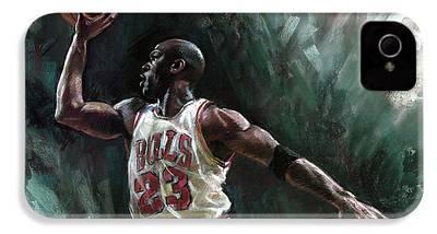 Michael Jordan iPhone 4s Cases
