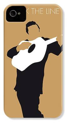 Johnny Cash iPhone 4s Cases