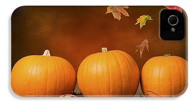Pumpkin iPhone 4s Cases