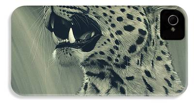 Leopard iPhone 4s Cases