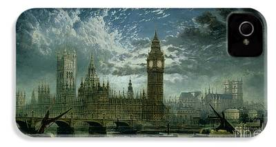 Westminster Abbey iPhone 4s Cases