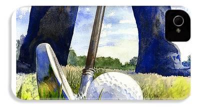 Golf iPhone 4s Cases