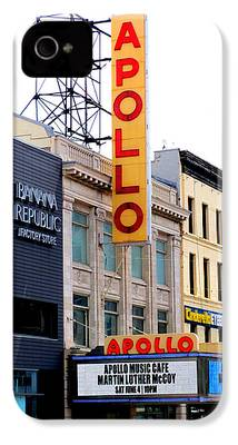 Apollo Theater iPhone 4s Cases