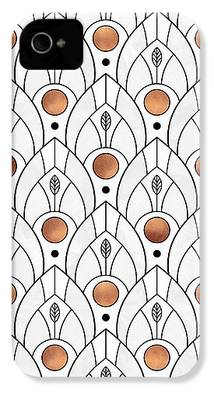 Peacock iPhone 4s Cases