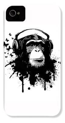 Ape iPhone 4s Cases
