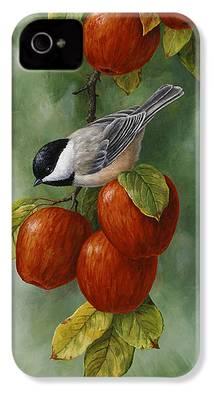 Chickadee iPhone 4s Cases
