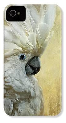Cockatoo iPhone 4s Cases