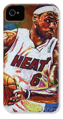 Lebron James iPhone 4s Cases
