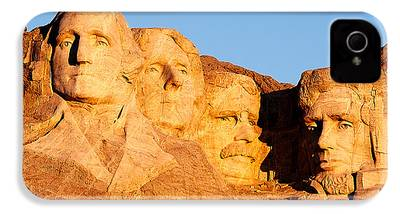 Mount Rushmore iPhone 4s Cases